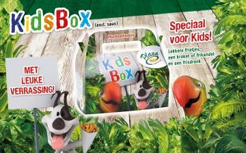 Eigen Plaza kinderbox met iedere 2 maanden nieuwe kinderspeeltjes!