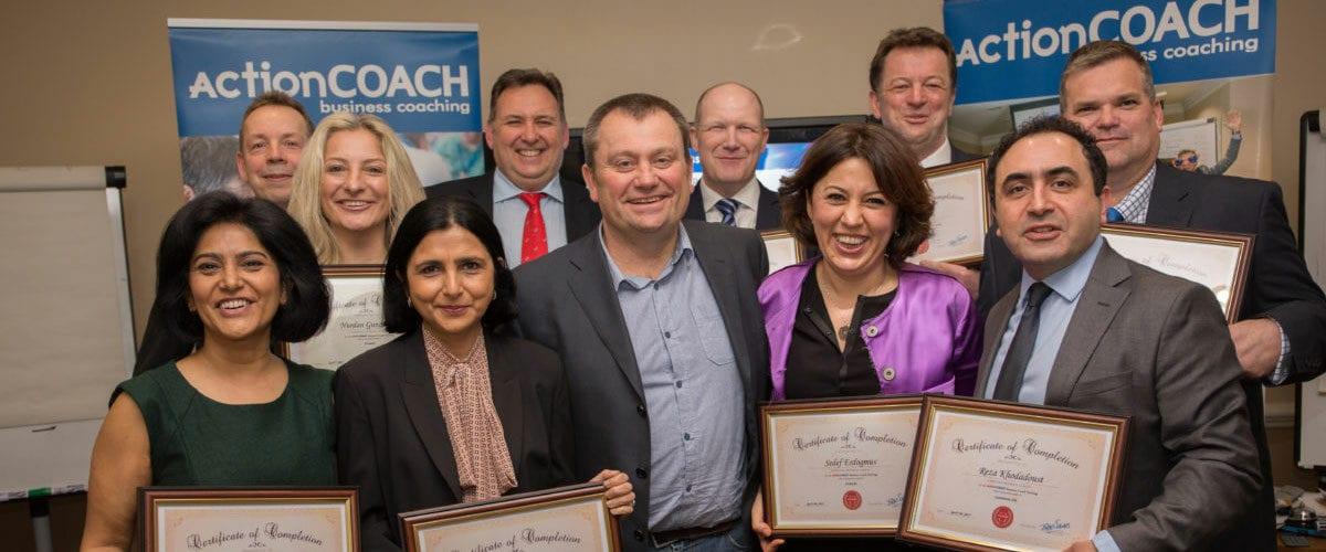 ActionCOACH franchise certificatie
