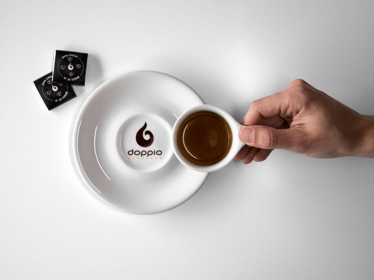 Koffie- & Espressobar Doppio