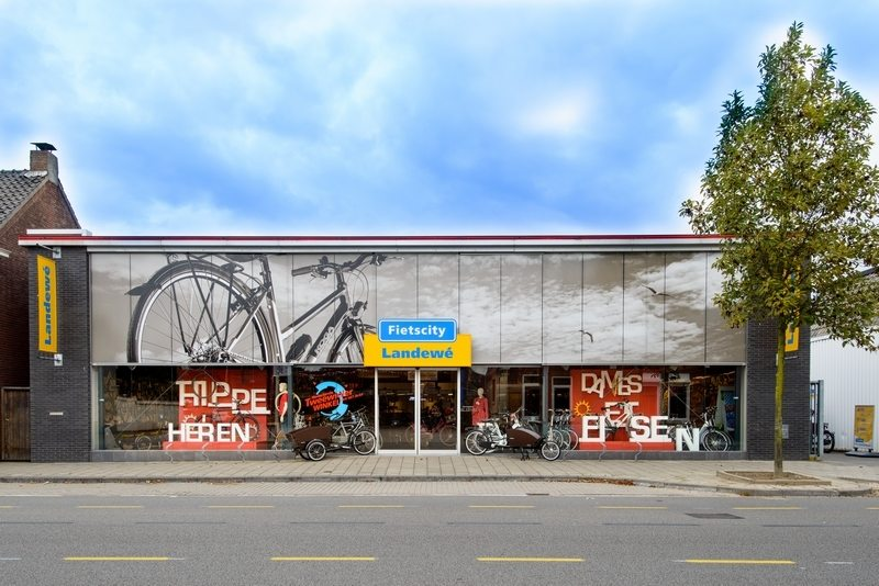 afgelopen jaren 4x (!) uitgeroepen tot beste fietsenwinkel