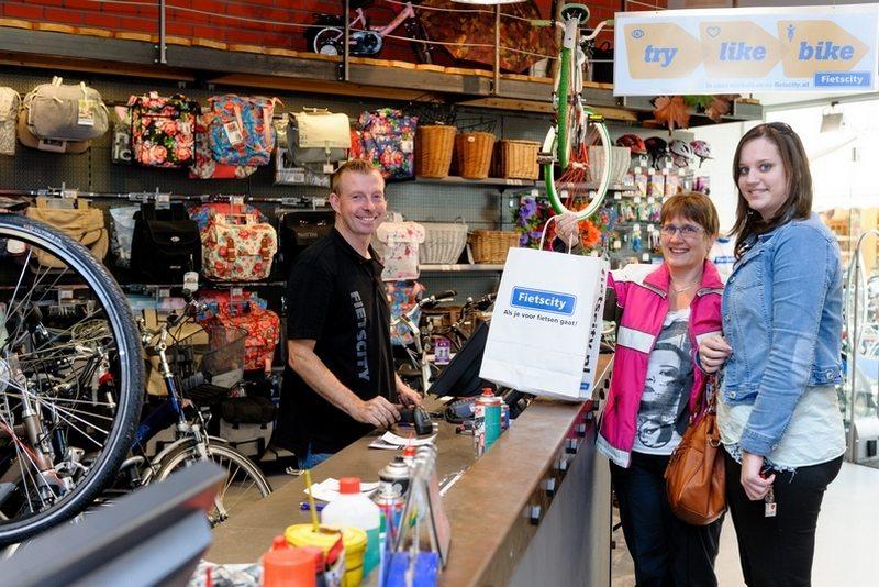 Lokaal ondernemerschap ondersteund door een sterke centrale organisatie