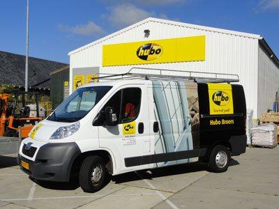Hubo - bestelwagen