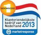 Klantvriendelijkste bedrijf van Nederland 2013 Genomineerd 1 DA Drogist