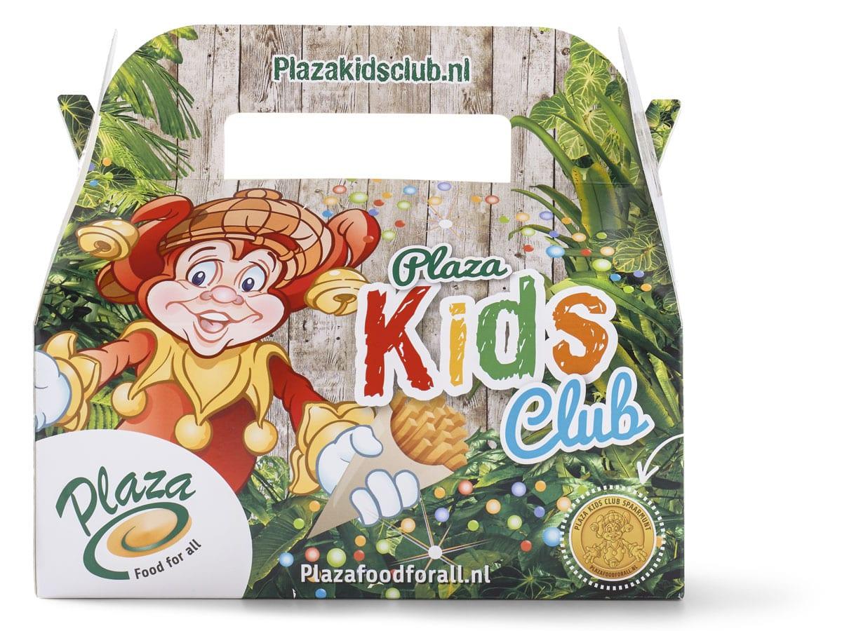 Eigen Plaza kinderbox ism ons goede doel Villa Pardoes!