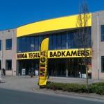 Vestiging MEGA Tegels & Badkamers in Soest