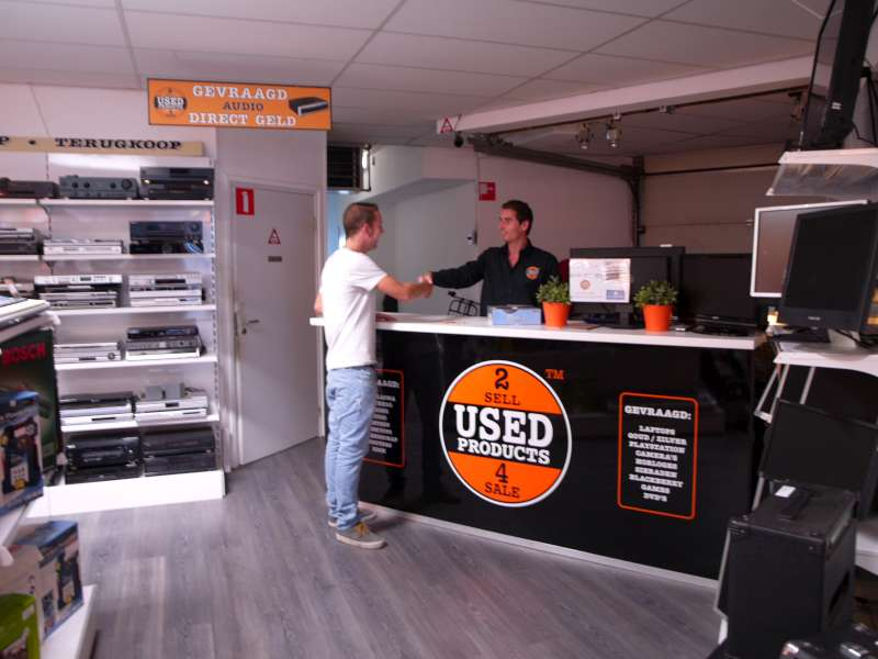 Used Products vestiging in Alkmaar