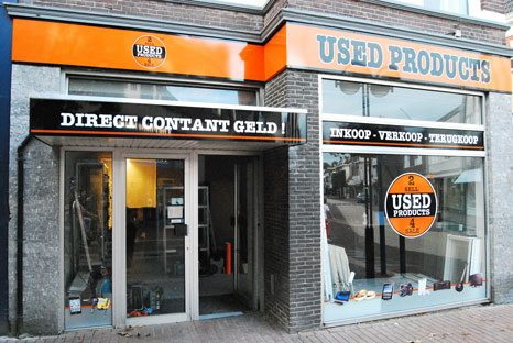 Used Products vestiging in Almelo