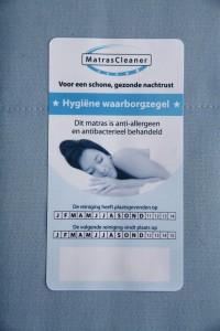 Hygienewaarborgzegel