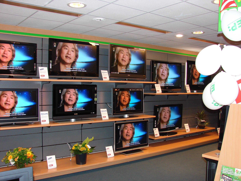 In Europa is ElectronicPartner met ruim 5.000 winkels een toonaangevende organisatie voor de consumenten- en huishoud elektronicabranche.