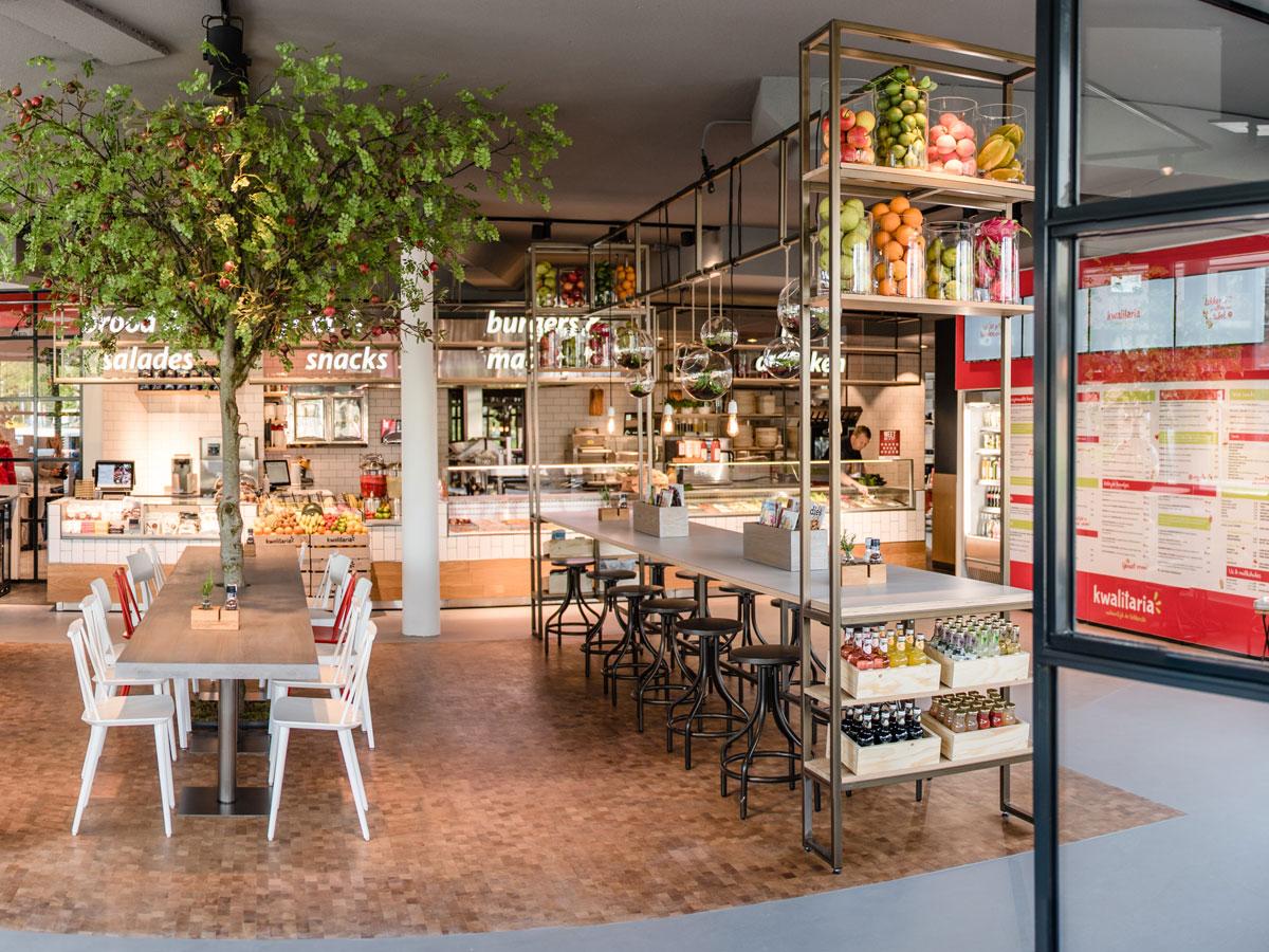 De lekkerste en meest vooruitstrevende cafetaria van Nederland!