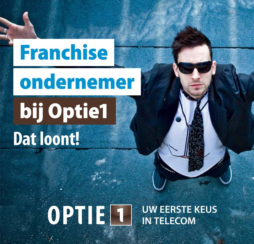 Optie1 franchise