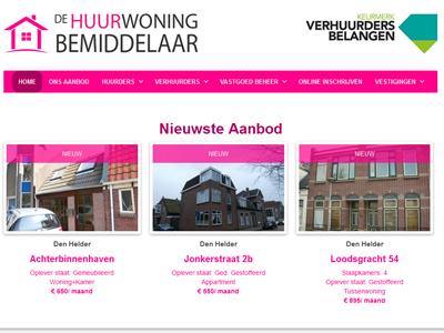 website-de-huurwoningbemiddelaar