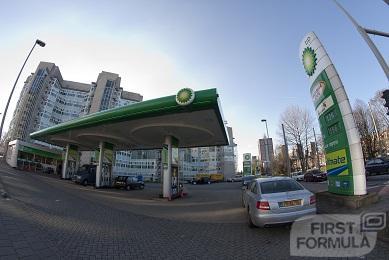 150 BP stations zijn uitgerust met een Car Wash installatie