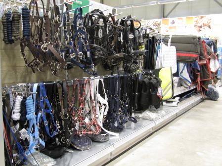 Ruitersport, accessoires