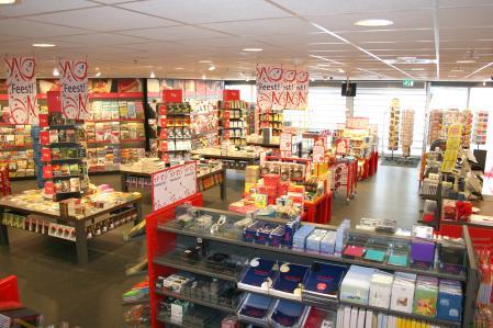 De winkelformule Bruna bestaat sinds 1868.