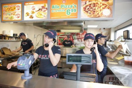 Restaurants en bezorgdiensten