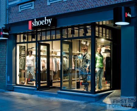 Shoeby franchise franchisenemer worden bij shoeby for Exterieur winkel