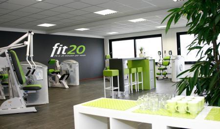 fit20 Studio: professioneel, clean en rustig