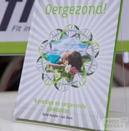 fit20 Lifestyleboek: Oergezond!
