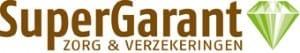 logo SuperGarant Zorg & Verzekeringen