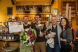 Beagels en beans winnaars koffieprijs
