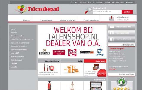 Talensshop