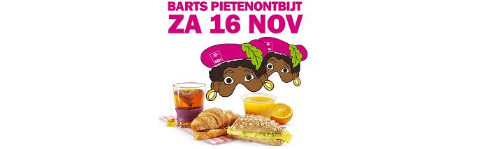 Bakker Bart Zwarte Piet