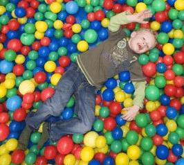 Ballorig indoor speeltuin