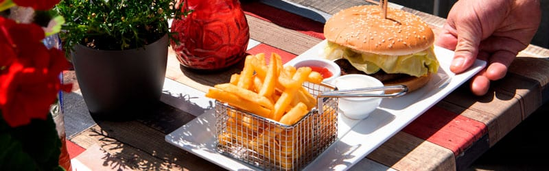 burgerme franchise terrasbediening