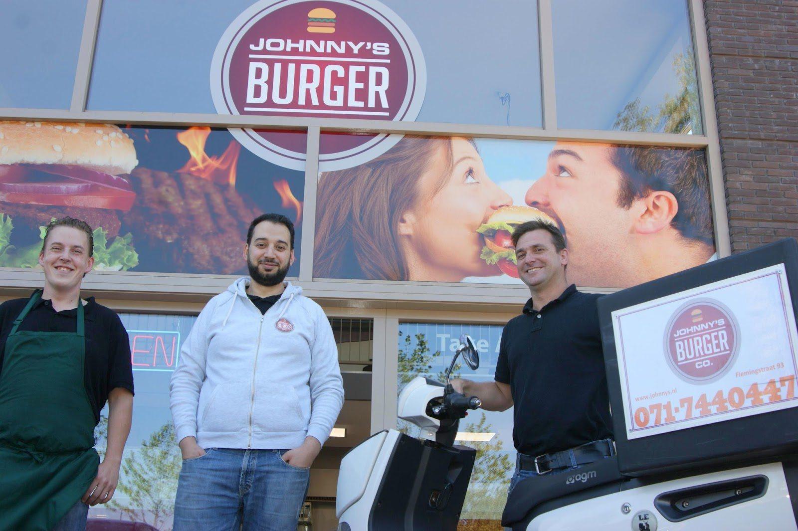 Nieuw Op De Site Johnny S Burger Co De Nationale