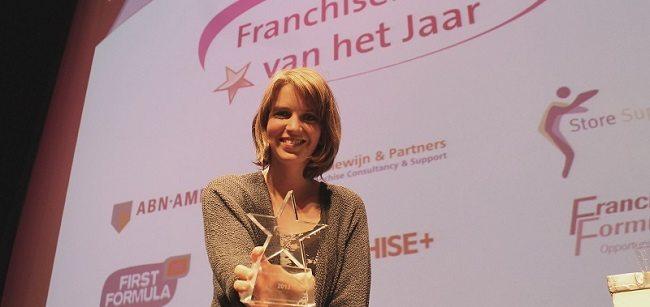 Franchisenemer van het jaar 2013: Noortje Coolen van Kaldi Amsterdam