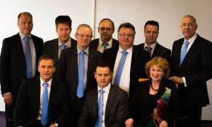 Corporate Finance Franchise team foto