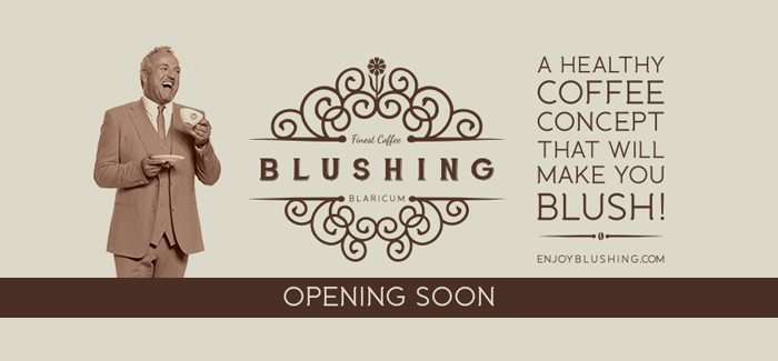Blushing Blaricum