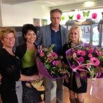 verlenging contract Anja en Lilian
