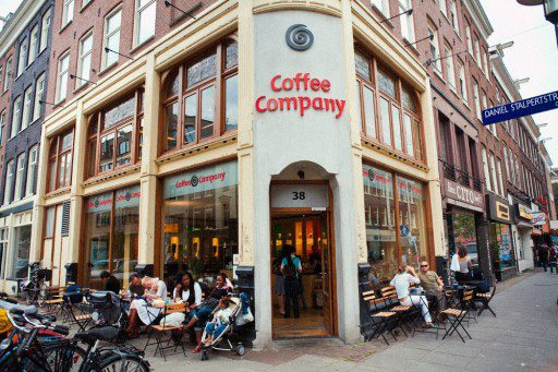 Coffee Company Damrak