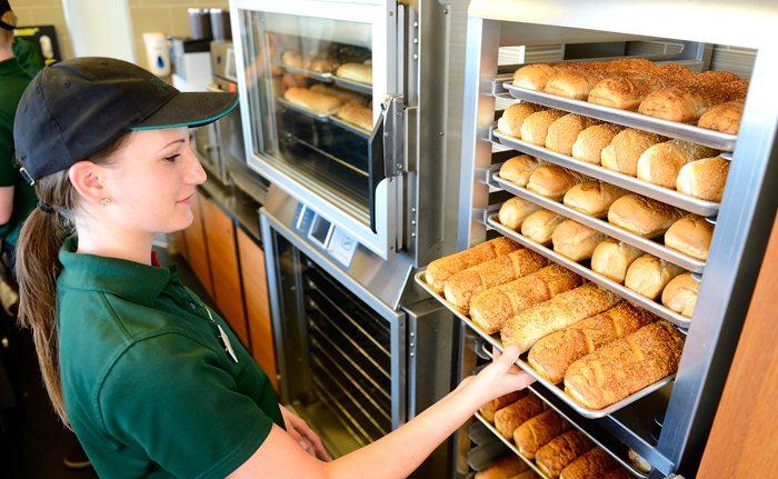 Subway brood kar