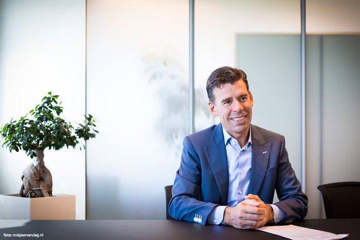 Paul van der Meijs - foto: nvbjaarverslag.nl
