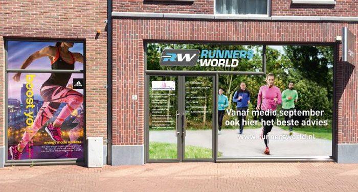 Franchiseformule Runnersworld Purmerend