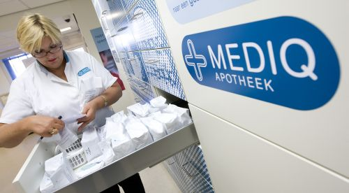 mediq apotheek franchise