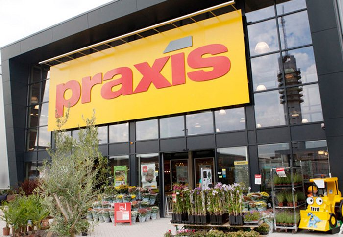 Praxis start tuincentrum de nationale franchise gids for Tuincentrum haarlem