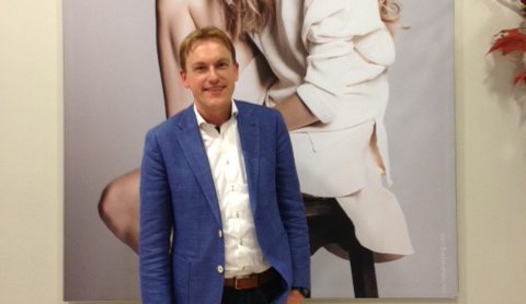 Marc Bakker franchisecoach Cosmo Hairstyling