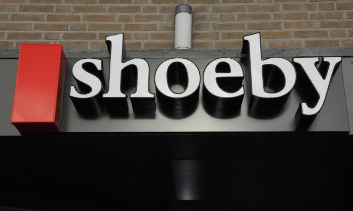 shoeby gevel