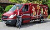 Eismann-vrachtwagen