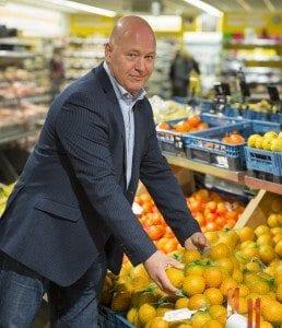 Jim Koster, ondernemer Reeuwijk.