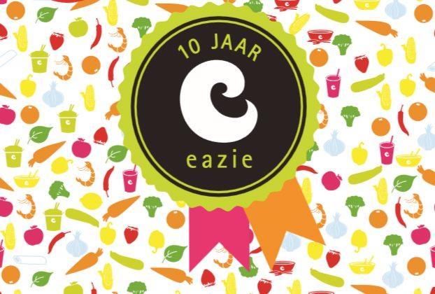 tienjarig jubileum franchiseformule Eazie