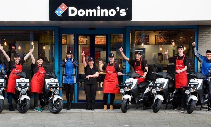 Twee nieuwe vestigingen voor Domino's Pizza - De Nationale ... Multivlaai