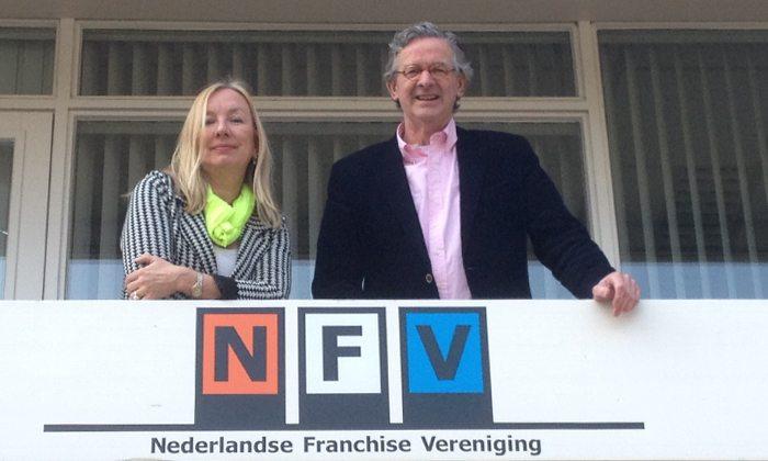 Nederlandse Franchise Vereniging: Romana Engeman en Jos Burgers