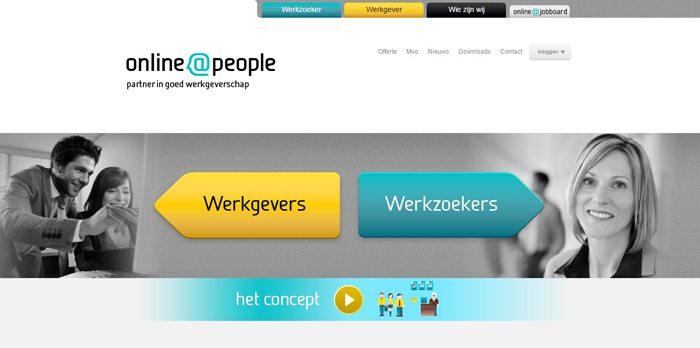 Website Online-People