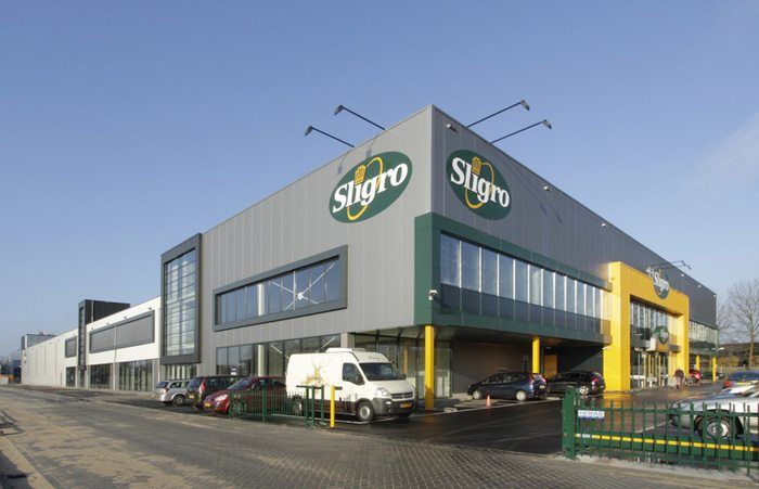 Sligro zet in op expansie in België - De Nationale ... Multivlaai