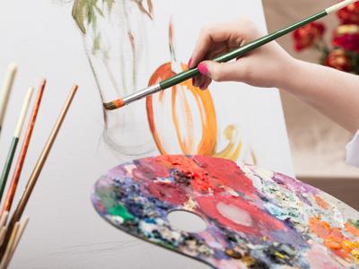 Teken- en schildercursussen